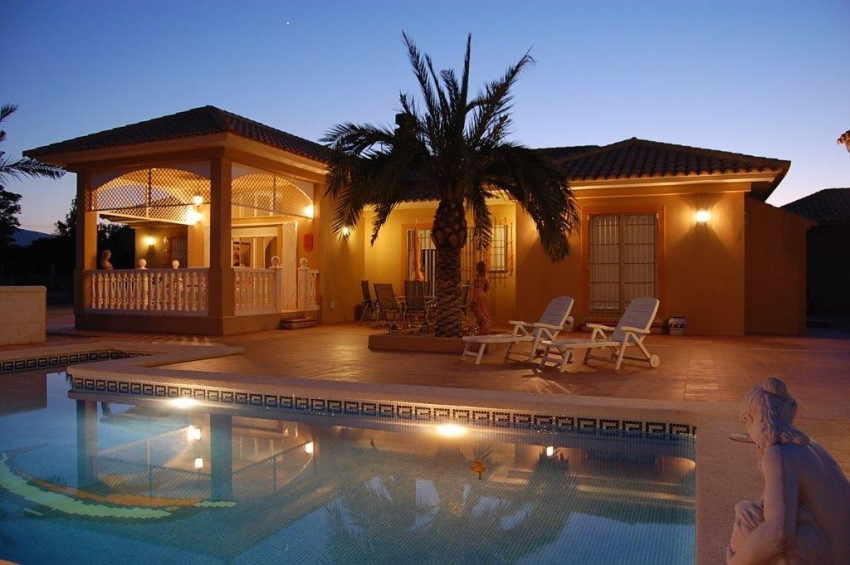 TOTANA LUXURY VILLA in Totana, Murcia image
