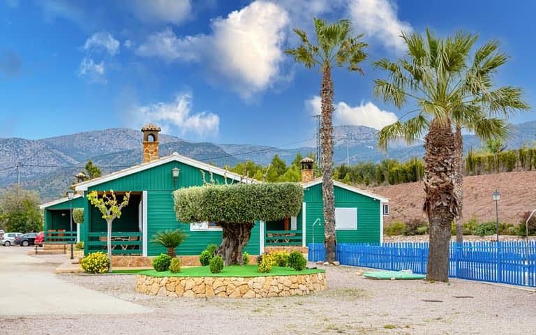5 CABIN TOURIST COMPLEX in Aledo, Murcia image